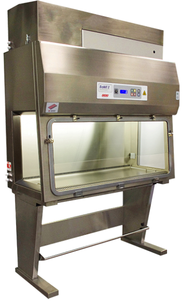 Stainless-Steel-Recirculation-Class-2-Safety-Cabinet