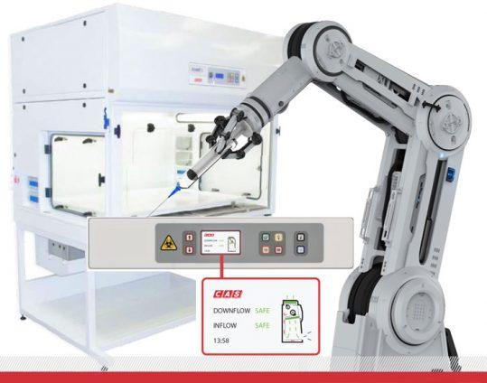 Robotic-Enclosure-manufacturer