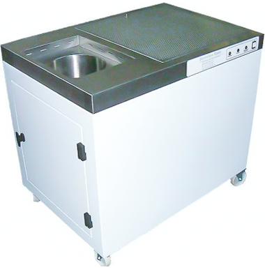 mobile-ventialted-table-Downdraft-table